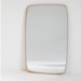 Mirror with a Nordic design, minimal and modern, suitable for a contemporary or classic style